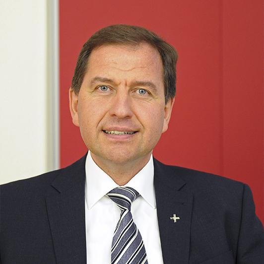 Direktor Msgr. Martin Fahrner
